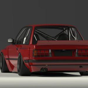 PANDEM(パンデム)BMW E30