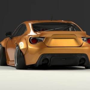 ROCKET BUNNY(ロケットバニー)  FRS BRZ(FT-86) ver.2