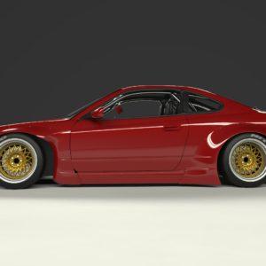 ROCKET BUNNY(ロケットバニー)  S15 Silvia