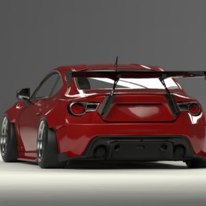 ROCKET BUNNY(ロケットバニー)  FRS BRZ(FT-86) ver.1
