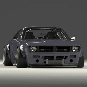 ROCKET BUNNY(ロケットバニー)  S14 Silvia BOSS